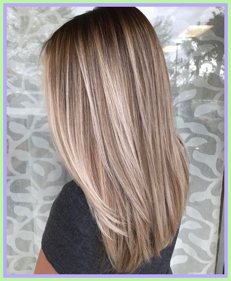 99 Reference Of Balayage Light Brown Hair Straight In 2020 Balayage Straight Hair Hair Styles Straight Hairstyles