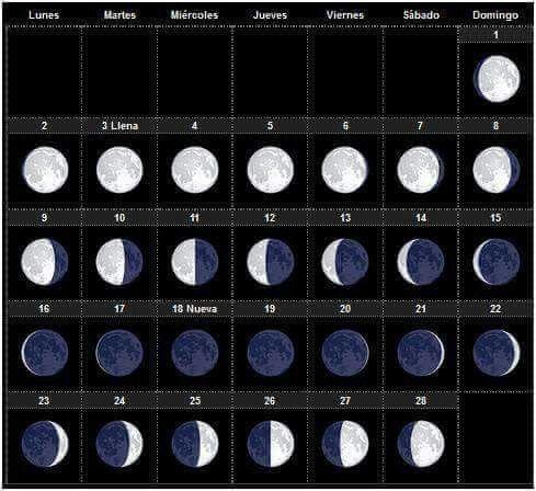 Las lunas de febrero