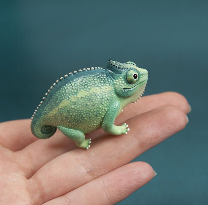 how to make polymer clay sculptures