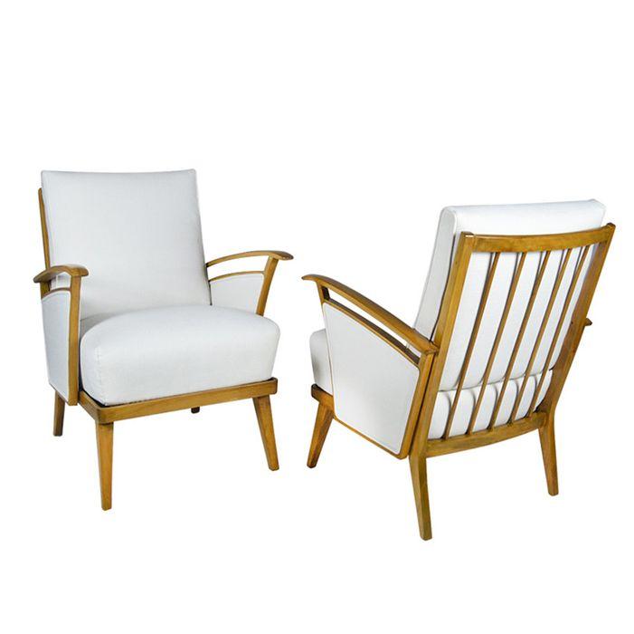 Mid Century Modern Italian Chair Ico Parisi Chair Mid Century