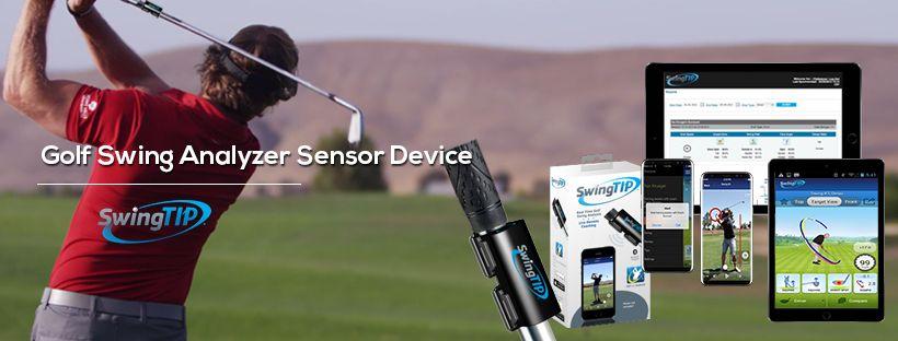 Golf swing analyzer image by mobiplex inc on swingtip