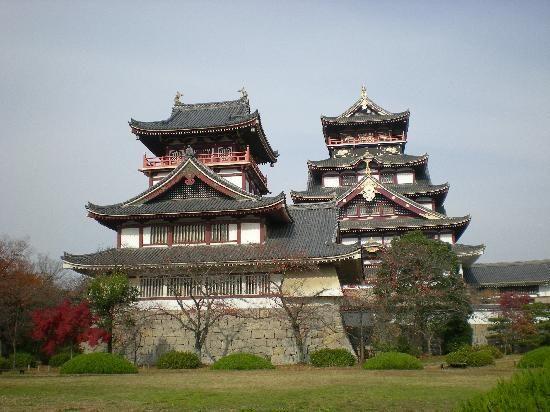Fushimi Momoyamaryo Kyoto Japan