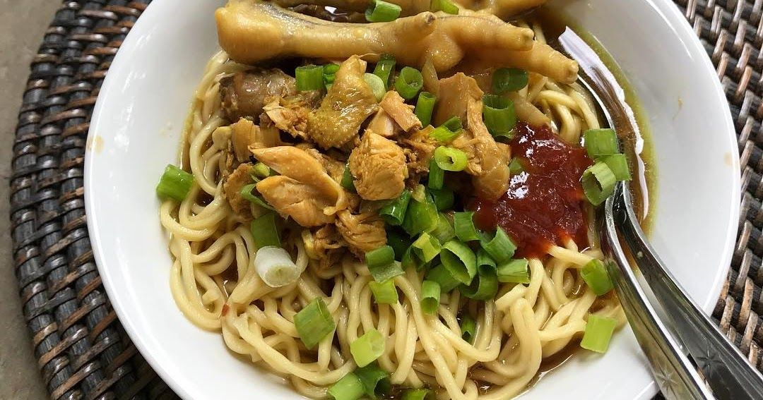Resep Mie Ayam Ceker By Dianayupuspitasari Resep Masakan Indonesia Resep Resep Masakan