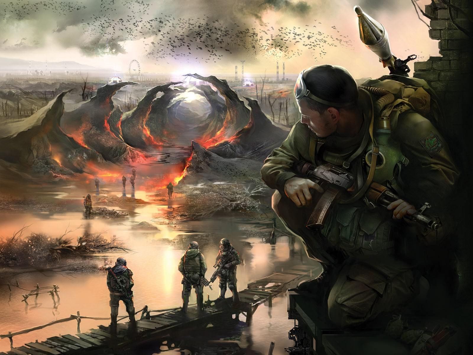 NK Video Game Wallpapers Awesome Backgrounds