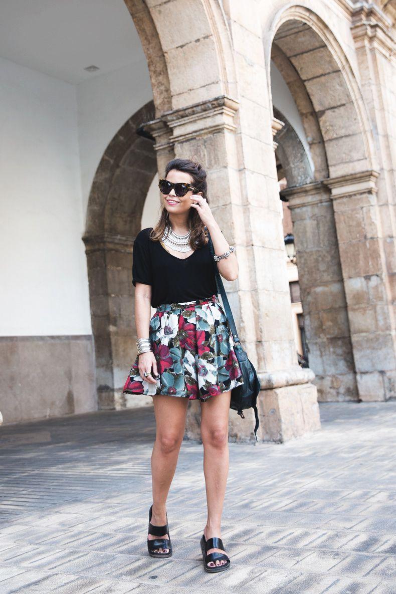 Collage Vintage / FIB //  #Fashion, #FashionBlog, #FashionBlogger, #Ootd, #OutfitOfTheDay, #Style