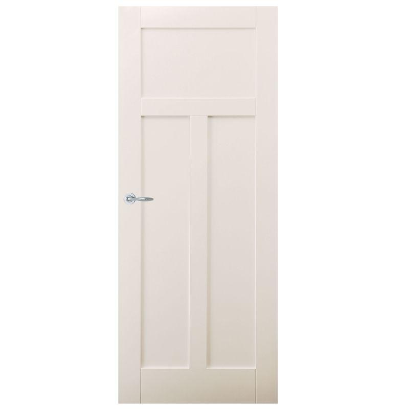 Corinthian Doors 2040 X 820 X 35mm Moda Primed Internal Door Internal Doors Doors And Floors Doors Interior