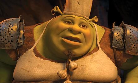 Cookie The Ogre Ogre Shrek Animated Movies