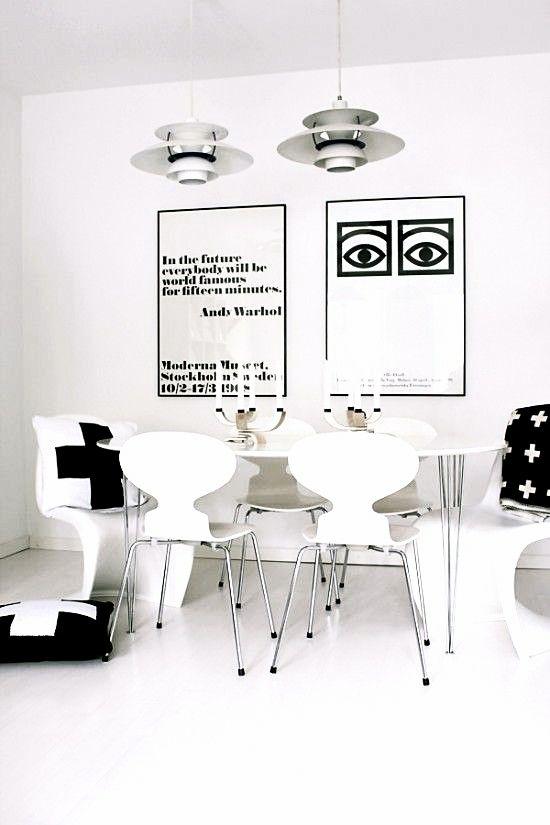 Via Room of Karma | PH Lamp | Ant + Panton Chair | Pia Wallen | Eksell