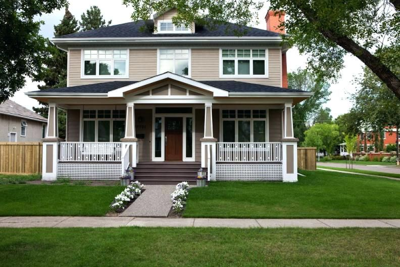 Craftsman house front porch railings photo of marvelous railing designs also rh pinterest