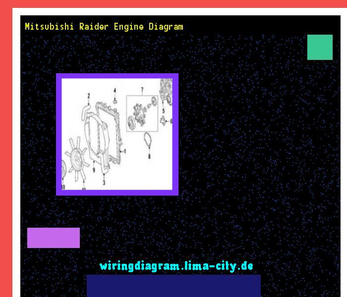 mitsubishi raider engine diagram wiring diagram 1827 amazing rh pinterest com