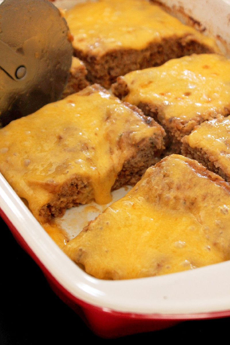Baked Butter Burger Great For Making Lots Of Juicy