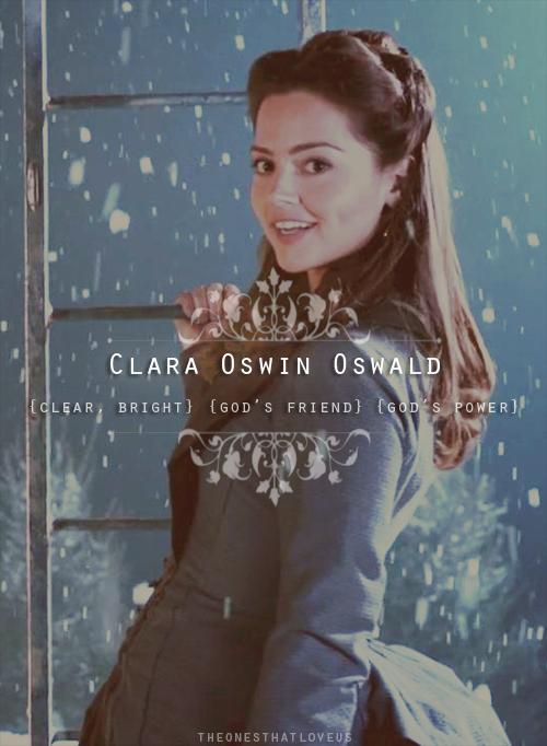 "Image result for clara oswald gods friend"""