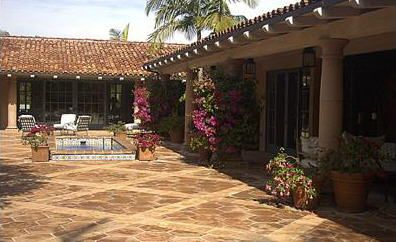 Image Detail For Hacienda Built In Traditional Spanish