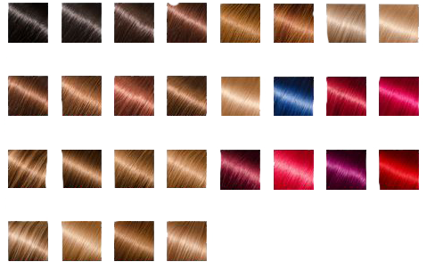 Babe Extensions Hair Extensions Come In A Variety Of Color To Custom Blend To Your Natural Hair Color Hair Color Hair Extensions Natural Hair Color