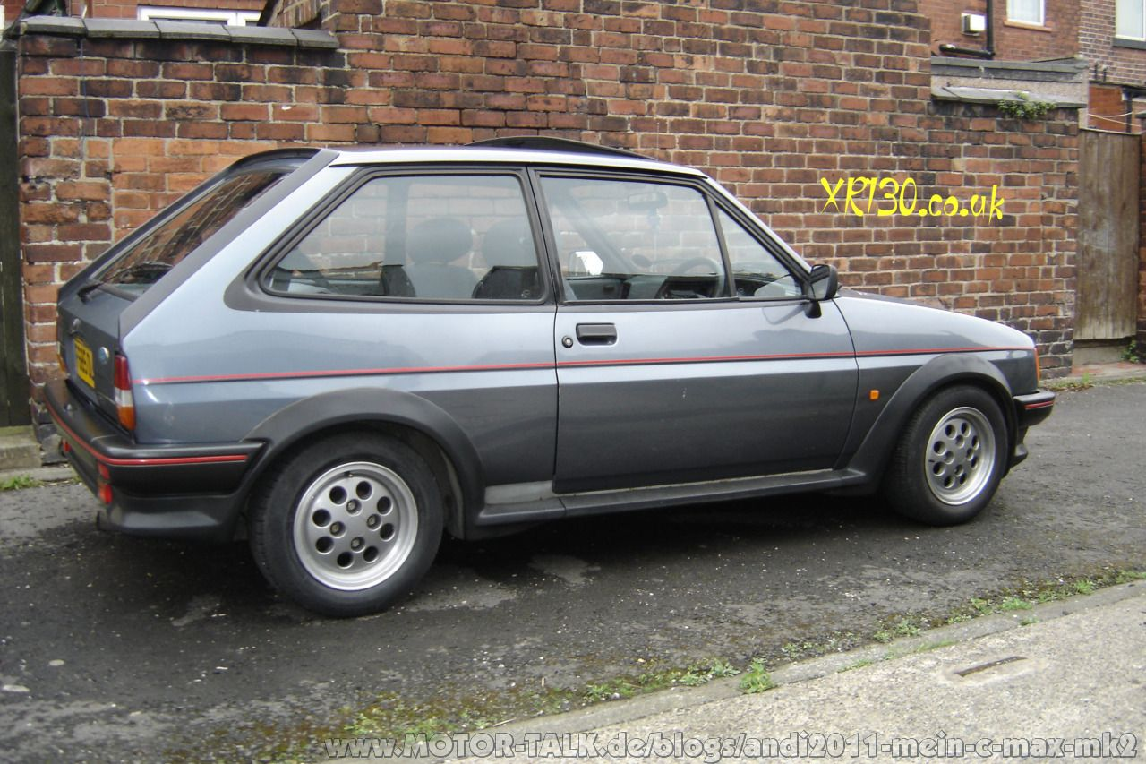 Ford Fiesta Xr2 Grey Yep I Had One Xr2i In The Same Colour