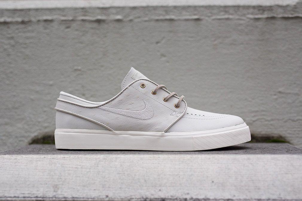 reputable site 50b7e 8b5e4 Nike – Zoom Stefan Janoski Premium (light bone)