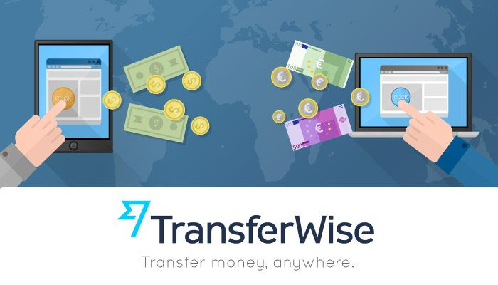 Transfer Money Abroad Get A Free W