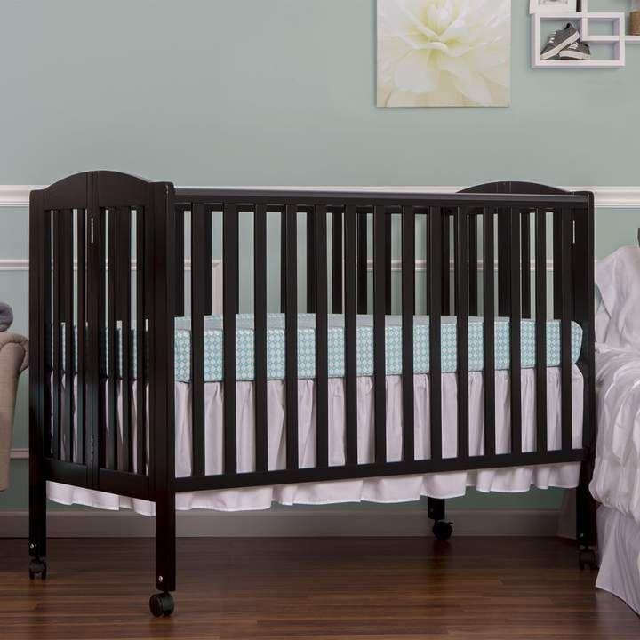 Dream On Me Folding Portable Crib | Portable crib, Cribs ...