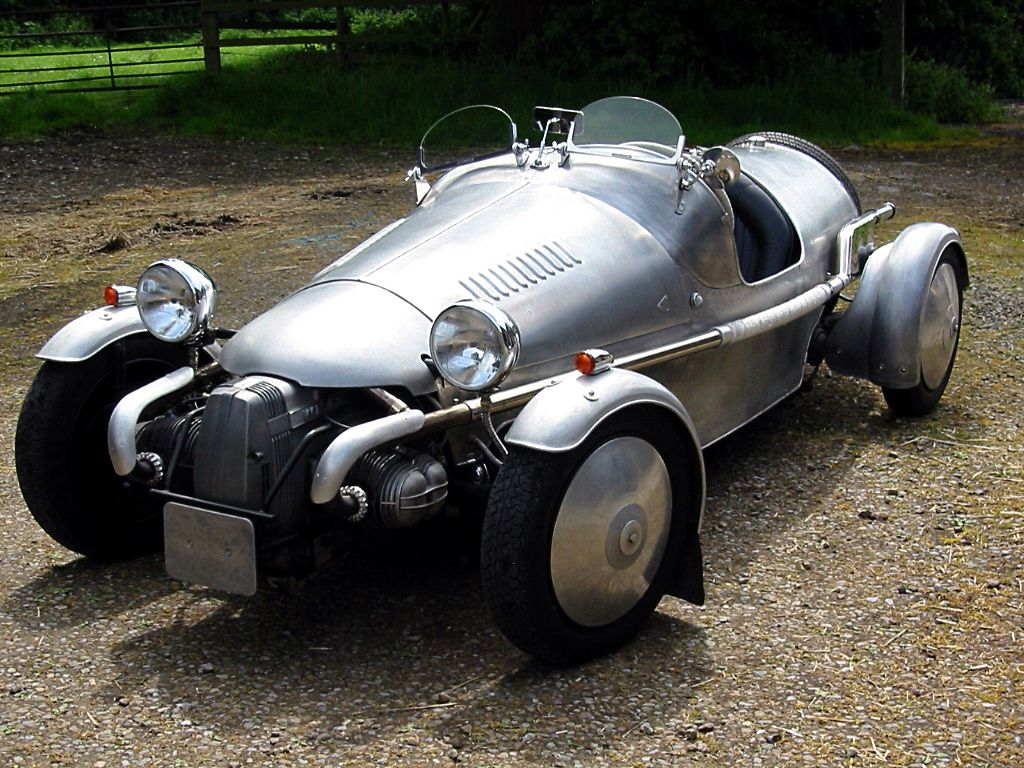 From The Uk A Brooklands A Kit Car Built By A Small Company