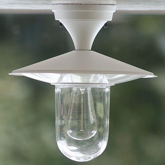 historische deckenlampe mit zylinderglas historische deckenlampe mit zylinderglas wei klarer. Black Bedroom Furniture Sets. Home Design Ideas