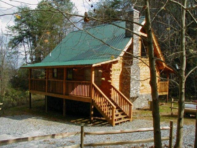 Maples Ridge Cabins Wild Spirit Wild Spirit Cabin Wild