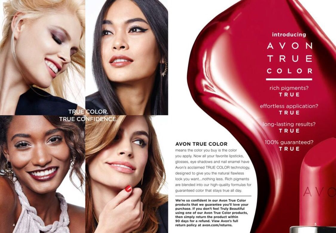 what is avon true color? | avon info | avon true, avon, true