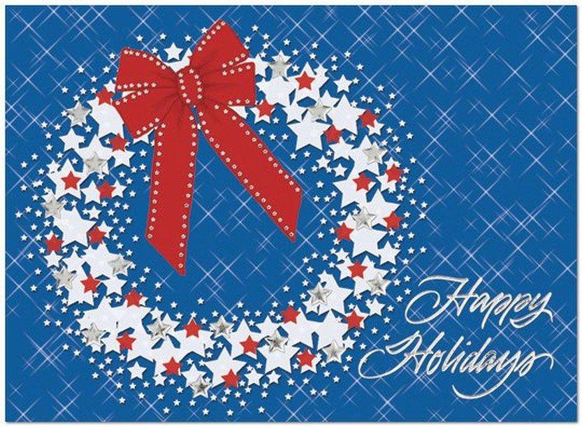 57 beautiful patriotic Christmas cards | Christmas cards, Holiday ...