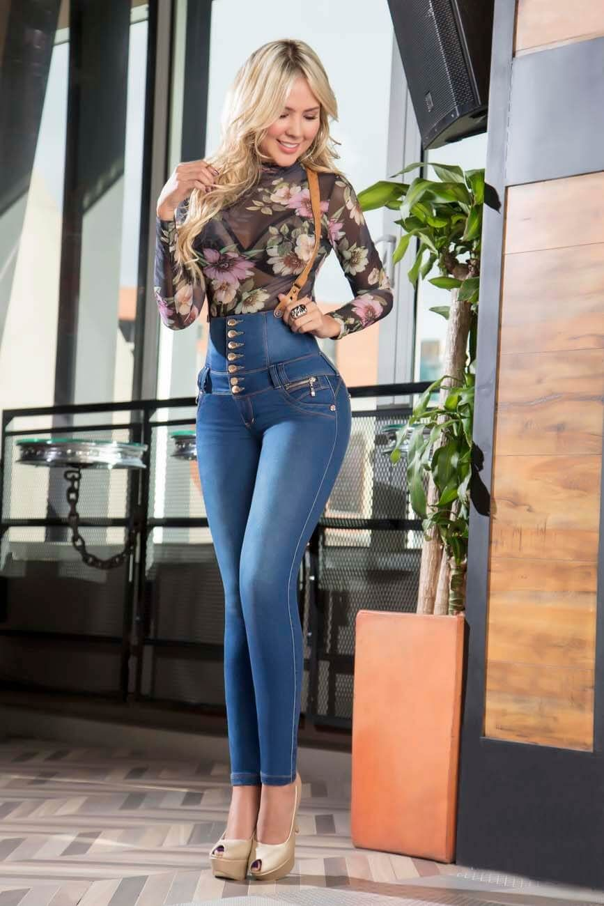jeans colombianos al por mayor in you jeans romantic history 1284 ... 808645bfb2e5