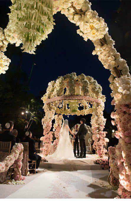 Wedding ● Floral Arch
