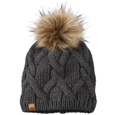 04e10f9a Women's Faux Fur Pom Beanie | Products | Fur pom pom, Faux fur, Fur