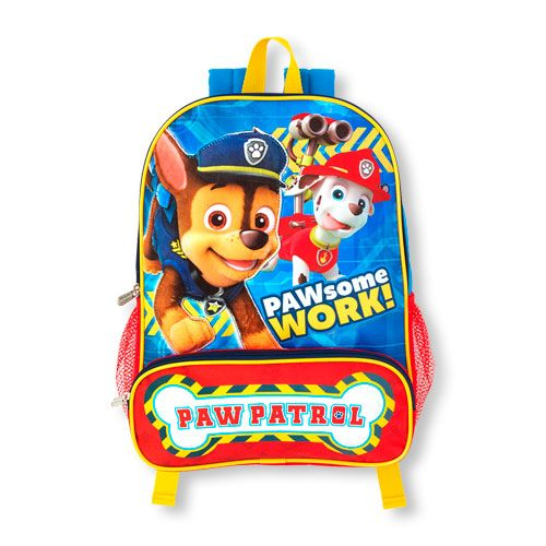 6d8154a64d Baby Boys Toddler Boys Paw Patrol  Pawsome Work  Backpack - Multi - The  Children s Place