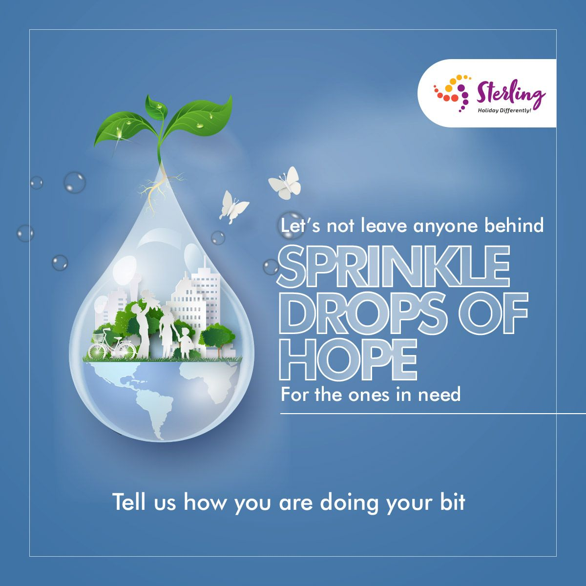 This World Water Day, let's stand together and save every