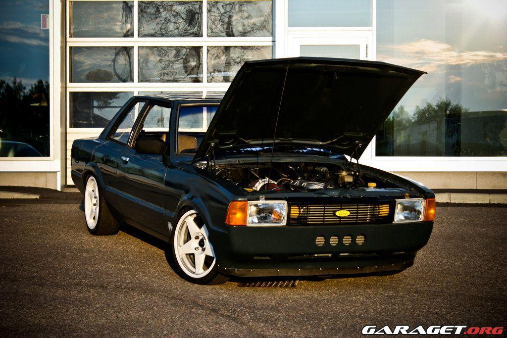 Taunus 2 3 Turbo Ford Motor Car Ford Dream Cars