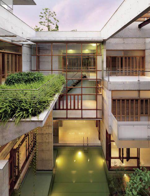 Rafiq Azam Of Shatotto Bangladesh Creates A 20667 Sq Foot Home In Gulshan Dhaka