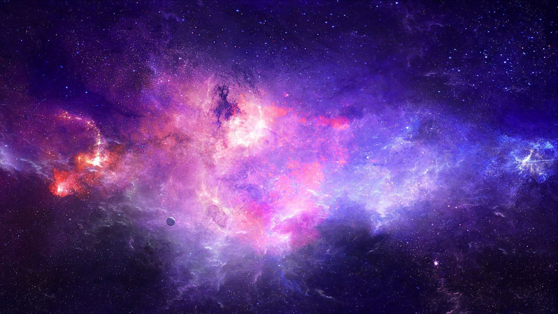 Be Interested Take A Look At This Space Galaxy Animated Wallpaper ...