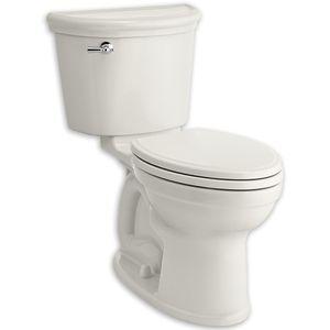 American Standard A212AA104020 Retrospect Two Piece Toilet - White