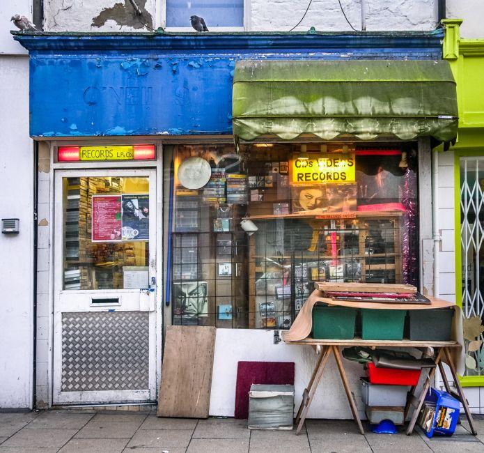 Record Shop, Records, Brighton
