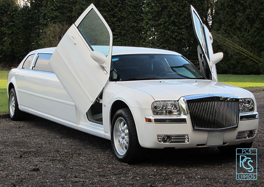 White Bentley Limo See more stunning limousines at www