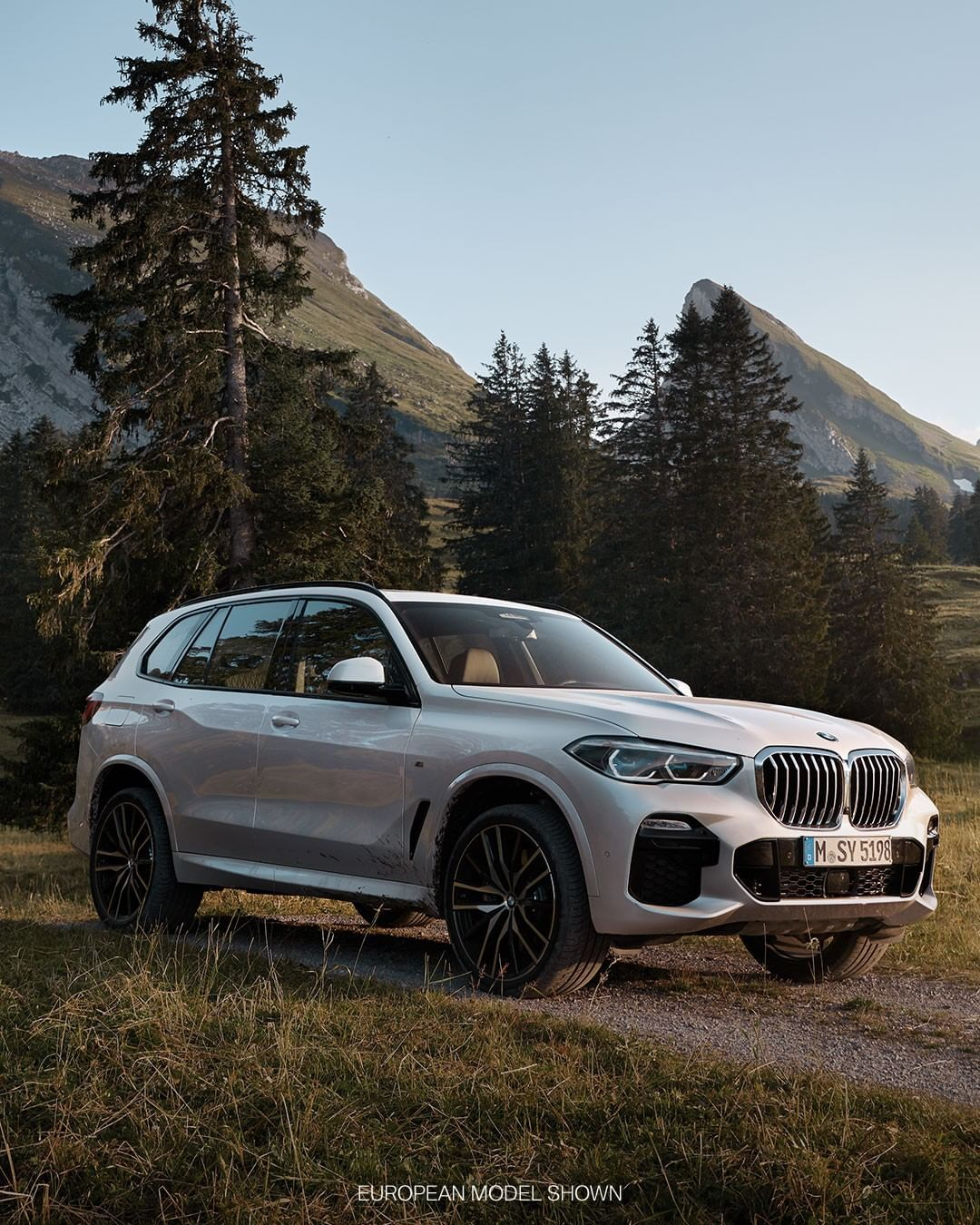 From Bmw Activity Is Its Middle Name The Original Sports Vehicle Returns In All New X5