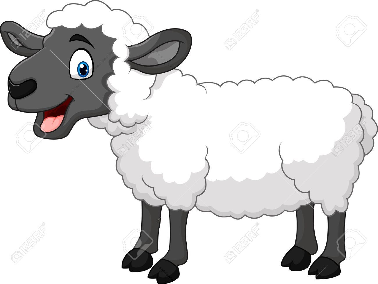 Sheep Animada