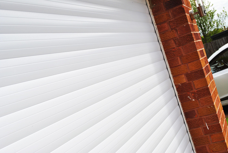 Gliderol Garage Doors >> A Beautiful White Gliderol Garage Door Supplied And Fitted