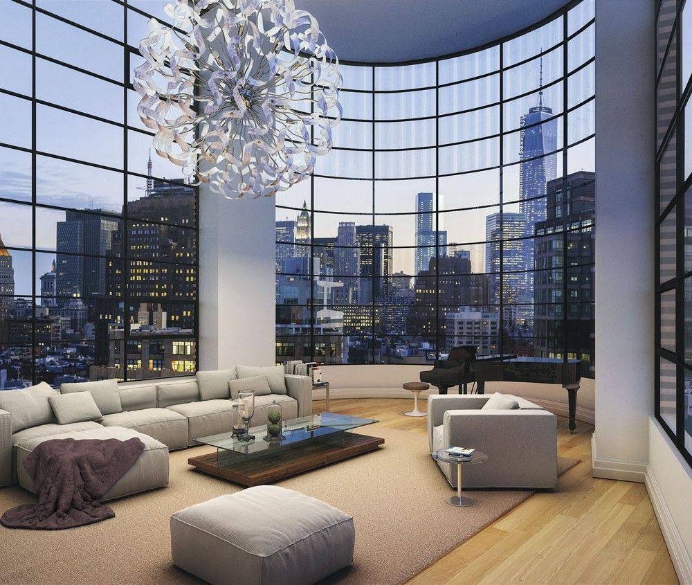 An Apartment In NYC Is Born: Bradley Cooper Brand New Home