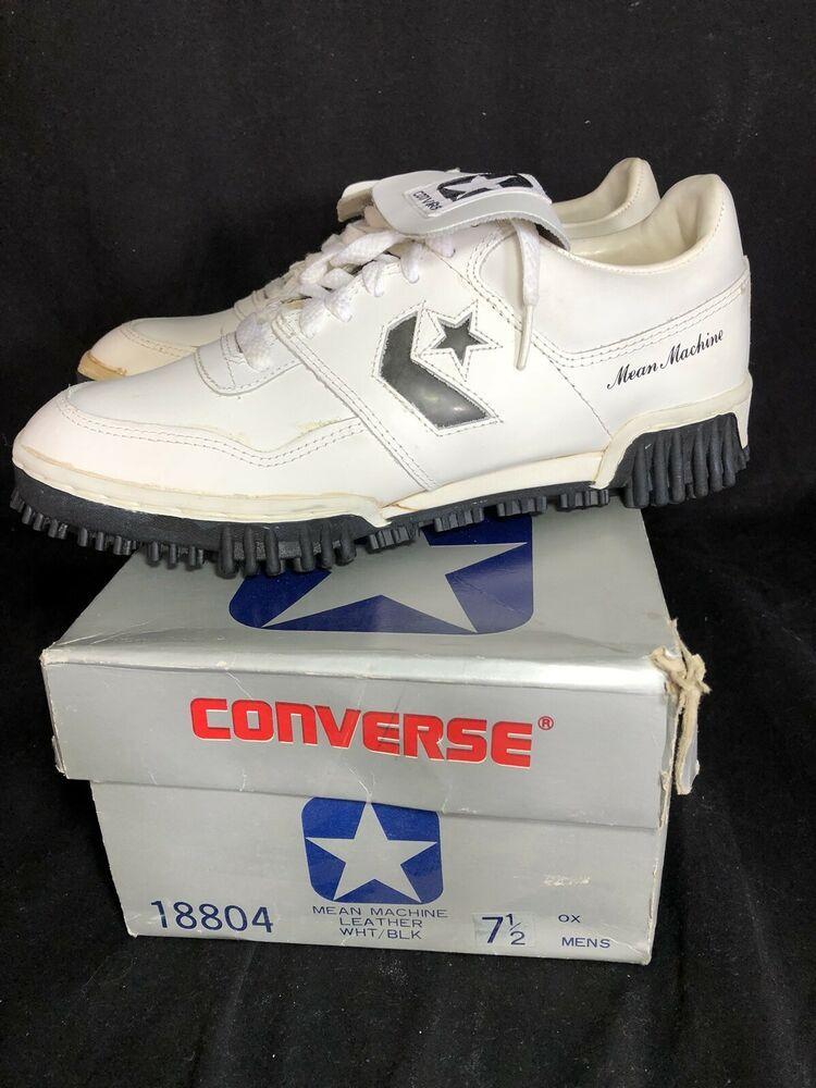 Vintage Converse Mean Machine Cleats