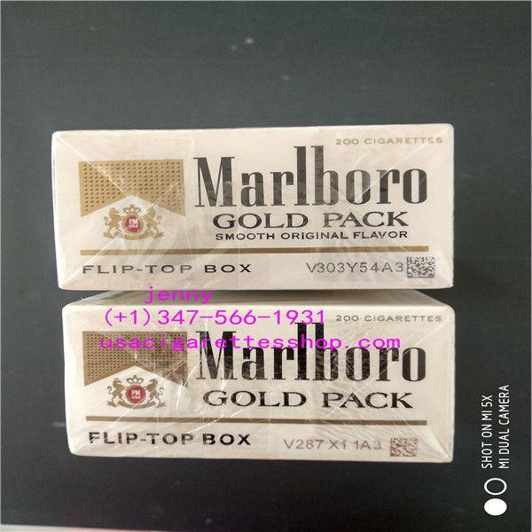 Cigarettes Marlboro price Russia