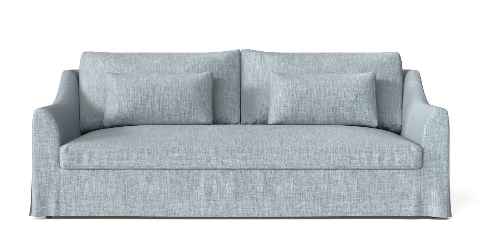 Farlov 3 Seater Sofa Cover Comfort Works Cushions On Sofa