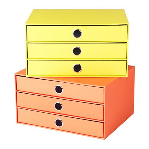 tjenis mini chest with 3 drawers ikea perfect for storing documents receipts newspaper. Black Bedroom Furniture Sets. Home Design Ideas