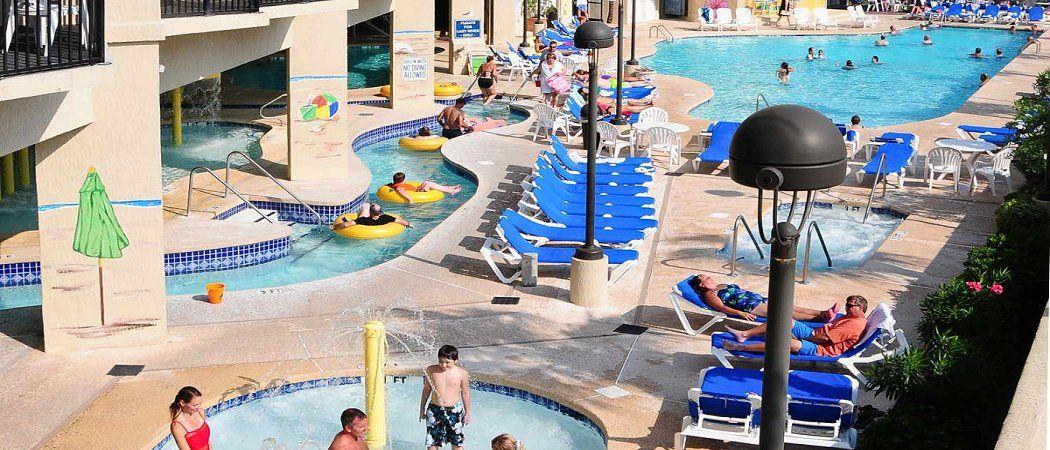 Ocean Reef Resort Myrtle Beach Condo World