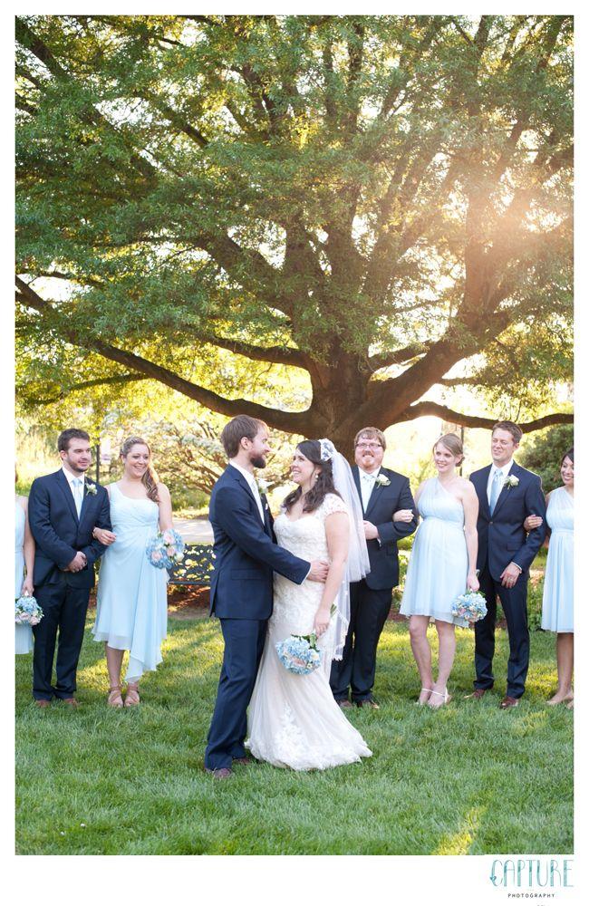 Lewis Ginter Botanical Garden Wedding Photos Richmond Virginia