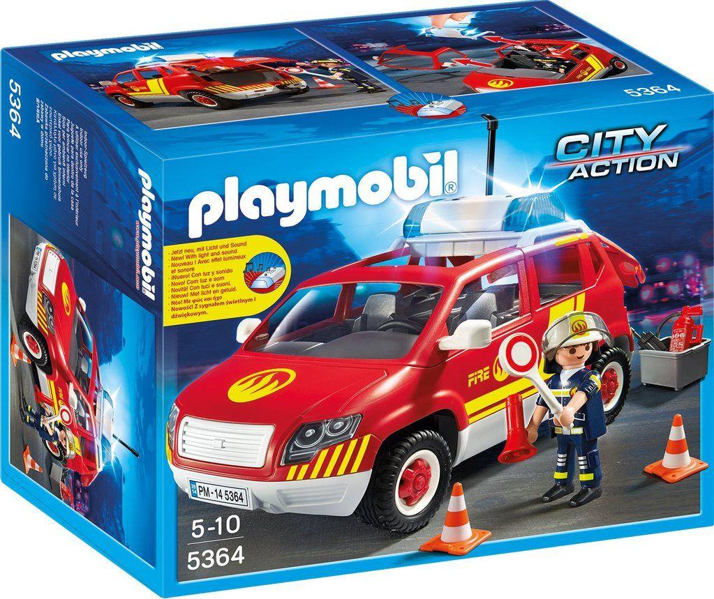 Spielzeug Jungs Action Spielzeug Polizei, Feuerwehr