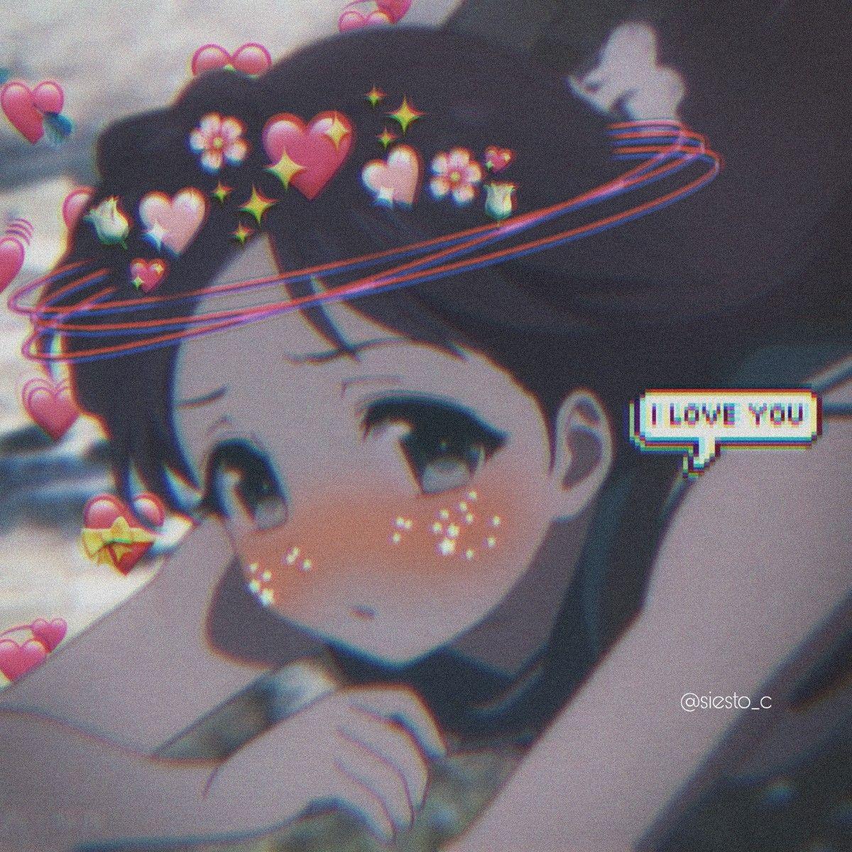 Pin De Siesto C Em Icons Menina Anime Raparigas Anime